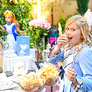 Madeline's 10th Birthday Alice in Wonderland 2018
