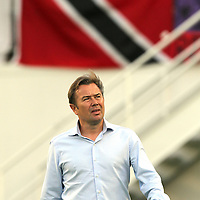 Orlando City head coach Adrian Heath walks onto the pitch prior to a United Soccer League Pro soccer match between Puerto Rico United and the Orlando City Lions at the Florida Citrus Bowl on April 22, 2011 in Orlando, Florida.  (AP Photo/Alex Menendez)