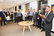 Intergen open their new office in Sydney, Australia,  Level 8, 39 Martin Place, Sydney.