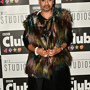 Jay Kamiraz - Mr Fabulous attend BBC Club at W12 Studios Lunch party on 14 March 2019, London, UK.