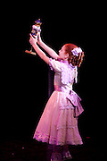 Martina Viadana performs as Claire during the North Country Ballet Ensemble's 2008 production of the Nutcracker at the Hartman Theatre, Plattsburgh State University, Plattsburgh, N.Y.  (Photo/Todd Bissonette - www.rtbphoto.com)
