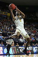 December 22, 2017 - Johnson City, Tennessee - Freedom Hall: ETSU guard Desonta Bradford (1)<br /> <br /> Image Credit: Dakota Hamilton/ETSU