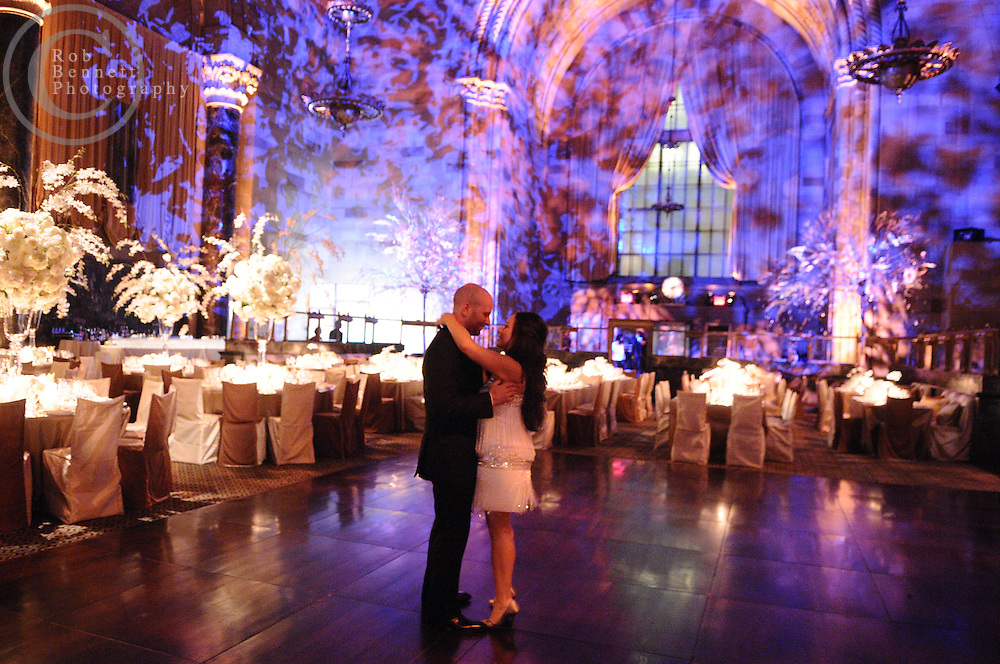 .---.Bronx, NY: Saturday, Oct. 18, 2008 : Angel Orensanz Foundation for the Arts.172 Norfolk St., and Cipriani 42nd St., 110 E. 42nd., both in New York, NY : Gillian Laub and Tahl Raz wed at the Angel Orensanz Foundation for the Arts, 172 Norfolk Street in Manhattan with a reception following at Cipriani 42nd Street. The bride is a portrait photographer who works freelance for magazines, including Time, Newsweek, Entertainment Weekly (she has worked for The New York Times Magazine on occasion). The bridegroom is the chief executive of Jewcy Media, a collection of Websites and newsletters aimed at the Jewish community..---.ROB BENNETT