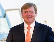 Amsterdam , 05-09-2016<br /> <br /> King Willem-Alexander of The Netherlands attend jubilee concert of the Jostiband. T in Amsterdam.The Jostiband, 150 people with intellectual disabilities, was founded in 1966 and is the biggest band in the world with people with intellectual disabilities. <br /> <br /> Royalportraits Europe/Bernard Ruebsamen