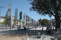 Eyre Square Galway City Ireland