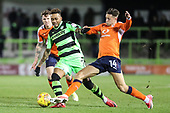 Forest Green Rovers v Luton Town 161217