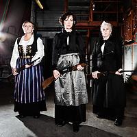 Icelandic national costume