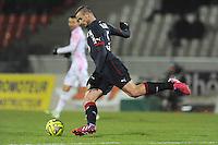 Nicolas PALLOIS - 07.02.2015 - Evian Thonon / Bordeaux - 24eme journee de Ligue 1<br /> Photo : Jean Paul Thomas / Icon Sport