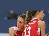 Turchia - Azerbaigian finale Bronzo Europei 2017 pallavolo