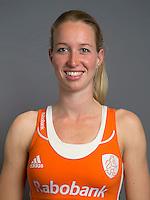 ARNHEM - Joyce Sombroek.  Nederlands Hockeyteam dames voor Wereldkamioenschappen hockey 2014. FOTO KOEN SUYK