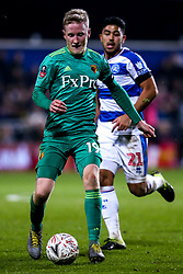 Will Hughes of Watford - Mandatory by-line: Robbie Stephenson/JMP - 15/02/2019 - FOOTBALL - Loftus Road - London, England - Queens Park Rangers v Watford - Emirates FA Cup fifth round proper