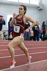 Gianna Bender, BC, 800<br /> Boston University Athletics<br /> Hemery Invitational Indoor Track & Field
