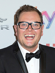 Alan Carr attends the Attitude Pride Awards 2016 at The Grand At Trafalgar Square, central London. Monday October 10, 2016. Photo credit should read: Isabel Infantes / EMPICS Entertainment.