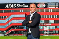 ALKMAAR - directie AZ, Earnest Stewart,  AFAS Stadion.