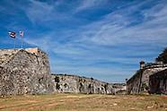 La Cabaña (Fort of Saint Charles), Havana, Cuba.