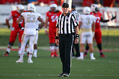 Gary Crull football official photos