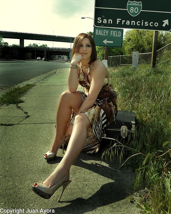 Lauren Gerety (Senior Portrait Portfolio)
