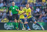 Josip Radosevic (Brøndby IF) under kampen i 3F Superligaen mellem Brøndby IF og Silkeborg IF den 14. juli 2019 på Brøndby Stadion (Foto: Claus Birch)