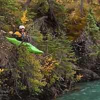Banff Adventure Photography Workshop - three aspects Mountain Biking, Rock Climbing and Kayaking