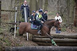 Willems Kenny - Ojelfan van het Geuzenhof II <br /> Nationaal kampioenschap eventing LRV <br /> Lummen 2006<br /> Photo &copy; Hippo Foto