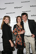 Wallpaper celebrates the second guest editors issue. Pre-launch of  Paramount at Centrepoint.London 16 September 2008. *** Local Caption *** -DO NOT ARCHIVE-© Copyright Photograph by Dafydd Jones. 248 Clapham Rd. London SW9 0PZ. Tel 0207 820 0771. www.dafjones.com.