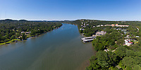 Lake Austin Near Mt. Bonnell, Austin, TX