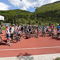 Campionato Italiano Trial Bike Torbole 25 aprile 2012
