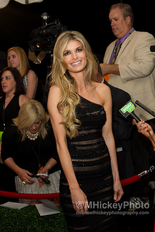 Marisa Miller attends the Barnstable Brown Gala in Louisville, Kentucky on May 6, 2011.