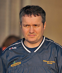 Hollymount Carramore manager Noel Connelly.<br /> Pic Conor McKeown