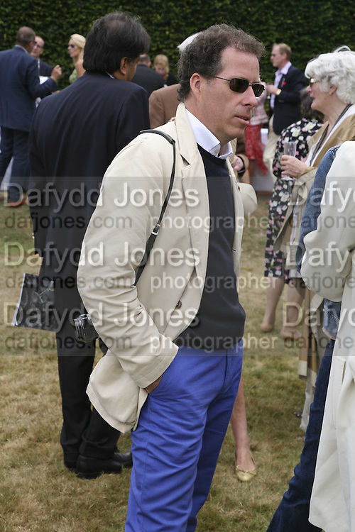 Viscount Linley, Cartier Style et Luxe champagne reception and lunch at the  the Goodwood festival of Speed. 9 July 2006. -DO NOT ARCHIVE-© Copyright Photograph by Dafydd Jones 66 Stockwell Park Rd. London SW9 0DA Tel 020 7733 0108 www.dafjones.com