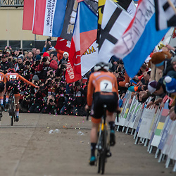20190201: UCI CX Worlds : Dübendorf: Sprint Royale