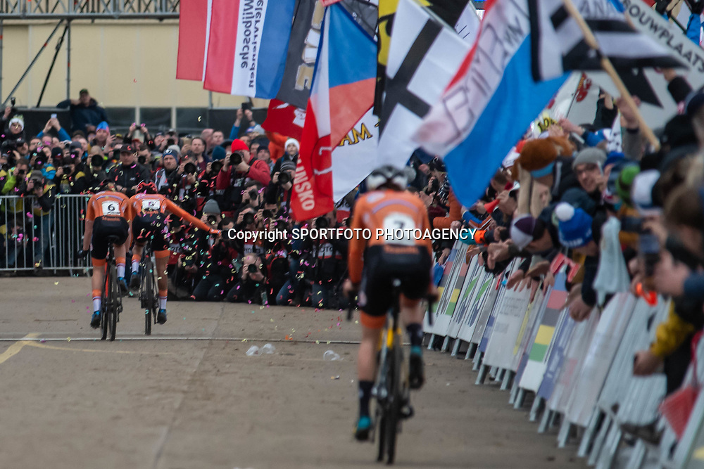 20190201: UCI CX Worlds : Dübendorf: Sprint Royale