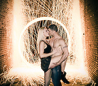 Sexy Hot Engagement Photo