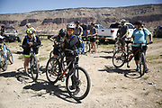 SHOT 5/20/17 10:47:52 AM - Emery County is a county located in the U.S. state of Utah. As of the 2010 census, the population of the entire county was about 11,000. Includes images of mountain biking, agriculture, geography and Goblin Valley State Park. (Photo by Marc Piscotty / © 2017)