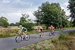 Alistar Slater (GBR,APC) in a group during the Arnhem - Veenendaal Classic at Posbank, Rheden, Gelderland, The Netherlands, 21 August 2015.<br /> Photo: Thomas van Bracht / PelotonPhotos.com