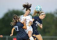 OC Women's Soccer vs Southwestern Oklahoma State - 9/17/2015