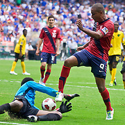 Concacaf Gold Cup QUARTERFINALS 2011-United States defeats Jamaica 2-0