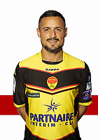 Karim Ziani during Photoshooting of Orleans for new season 2017/2018 on September 27, 2017 in Reims, France.<br /> Photo : Icon Sport