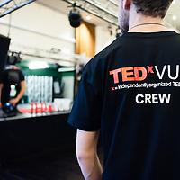 TEDxVUW: Set up Photographer By Elias Rodriguez
