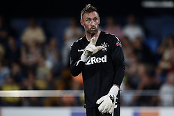 September 20, 2018 - Vila-Real, Castellon, Spain - Allan McGregor of Rangers reacts during the UEFA Europa League group G match between Villarreal CF and Rangers at Estadio de la Ceramica on September 20, 2018 in Vila-real, Spain  (Credit Image: © David Aliaga/NurPhoto/ZUMA Press)