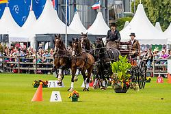 Degrieck Dries, BEL, D'Aguistinie, Dirk, Garrelt, Grenadier<br /> CHIO Aachen 2019<br /> Weltfest des Pferdesports<br /> © Hippo Foto - Dirk Caremans<br /> Degrieck Dries, BEL, D'Aguistinie, Dirk, Garrelt, Grenadier