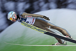 November 19, 2017 - Wisla, Poland - Kamil Stoch (POL), competes in the individual competition during the FIS Ski Jumping World Cup on November 19, 2017 in Wisla, Poland. (Credit Image: © Foto Olimpik/NurPhoto via ZUMA Press)