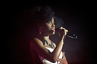 the noisettes at the o2 academy in Sheffield on the opening night of there 2010 tour.