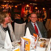 NLD/HENGELO/20130326 - HET NIJE DINER- MICHAEL SIJBOM, DE TWITTERENDE BURGERMEESTER VAN LOSSER