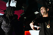 Big H and BBC Radio 1 Xtra DJ Cameo. UK Grime. Brighton 2014