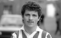 Liam Bonner, footballer, Derry City FC, N Ireland, 19850807LB..Copyright Image from Victor Patterson, 54 Dorchester Park, Belfast, UK, BT9 6RJ..Tel: +44 28 9066 1296.Mob: +44 7802 353836.Voicemail +44 20 8816 7153.Skype: victorpattersonbelfast.Email: victorpatterson@me.com.Email: victorpatterson@ireland.com (back-up)..IMPORTANT: If you wish to use this image or any other of my images please go to www.victorpatterson.com and click on the Terms & Conditions. Then contact me by email or phone with the reference number(s) of the image(s) concerned.