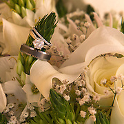 White wedding, classic diamond wedding ring, classic diamond engagement ring, wedding rings and roses, white roses, diamond wedding set Photographers in Costa Rica, getting married in costa rica, costa rica marriage requirements, costa rica photography, costa rica marriage traditions, wedding cr