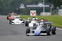 #50 Clive Wood Van Diemen RF82 during Classic Formula 3 with URS Classic Formula Ford 2000 - Race 1 as part of the Oulton Park Gold Cup at Oulton Park, Little Budworth, Cheshire, United Kingdom. August 31 2015. World Copyright Taylor/PSP. Copy of publication required for printed pictures.  Every used picture is fee-liable. http://archive.petertaylor-photographic.co.uk