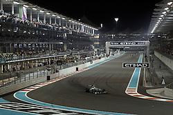 Motorsports / Formula 1: World Championship 2010, GP of Abu Dhabi, 04 Nico Rosberg (GER, Mercedes GP Petronas),
