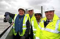 Willmott Dixon, Orchard Village, Rainham, Topping out